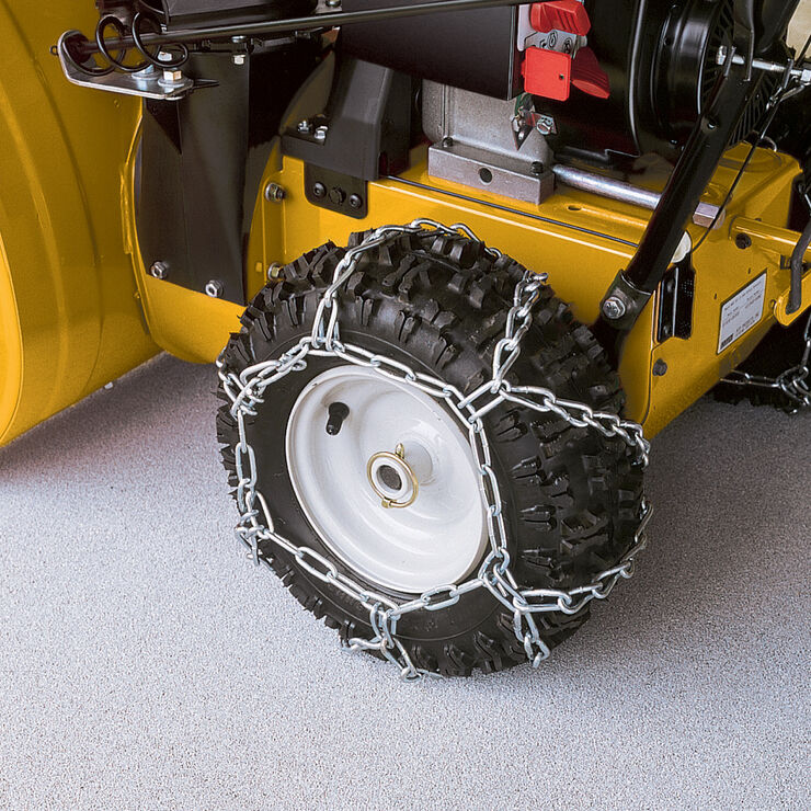 Snow Blower Tire Chains