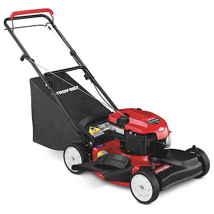 """21""""  Troy-Bilt Self-Propelled Lawn Mower"""