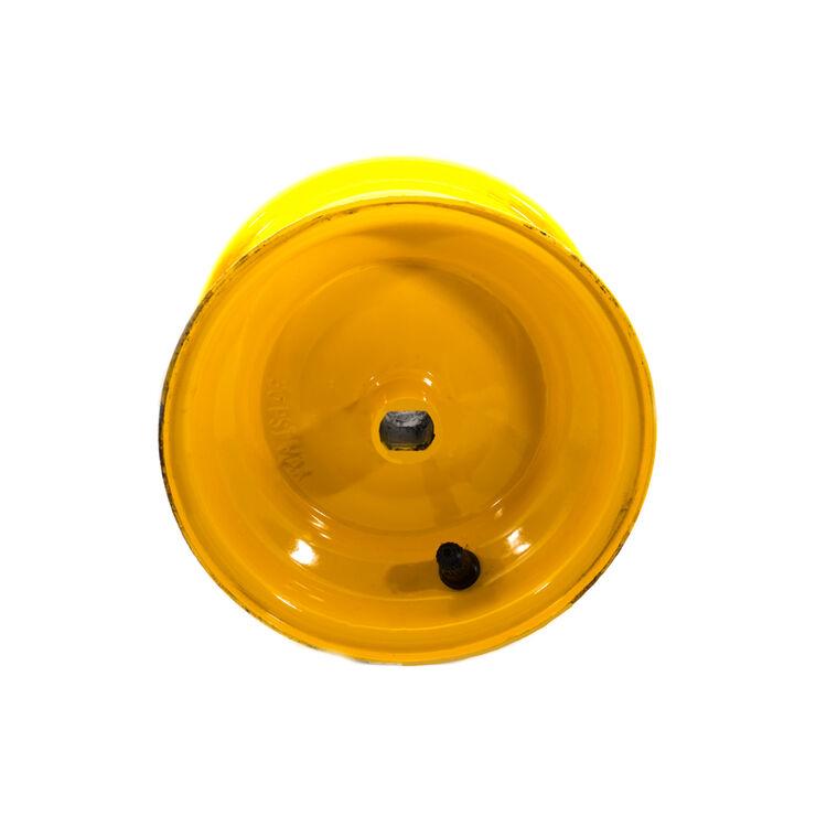 Rim Assembly (6 x 3.25) W/Valve (Yard-Man Yellow)