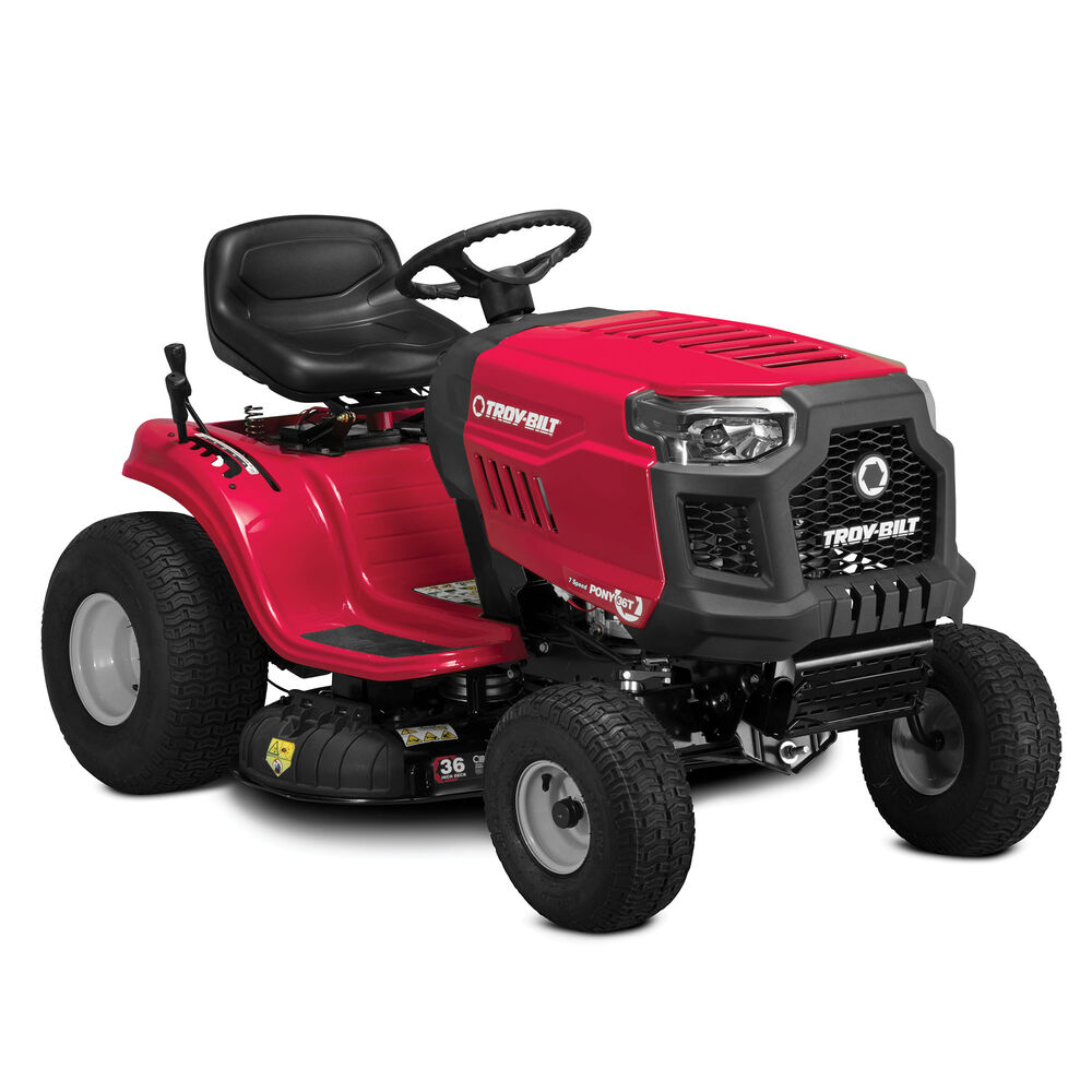 Troy-Bilt Pony 36 Riding Lawn Mower