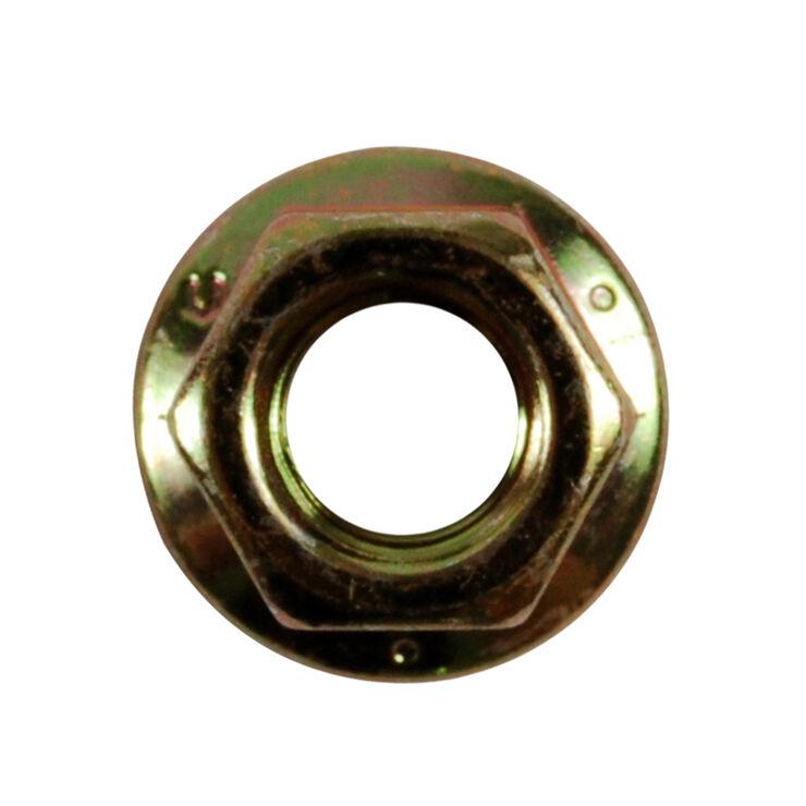 Center Lock Flange Nut, 3/8-16