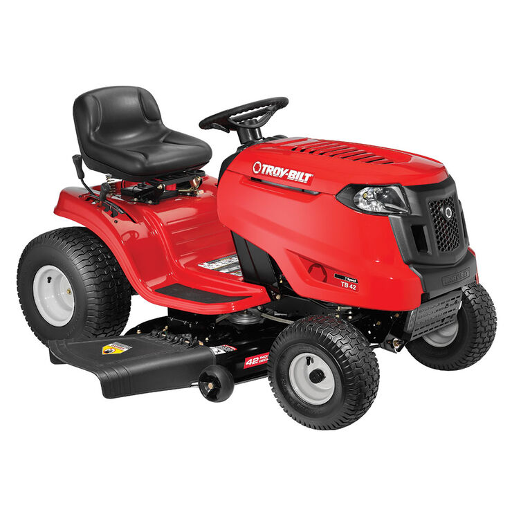 TB42 7-Speed  Troy-Bilt Riding Lawn Mower