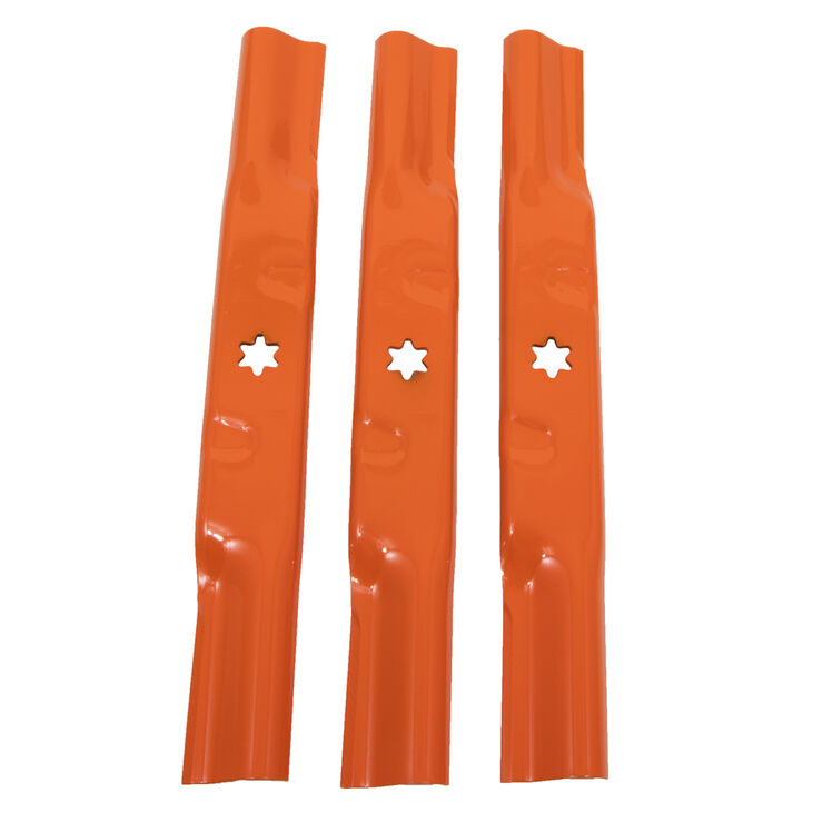 Sand Blade Set for 54-inch Cutting Decks