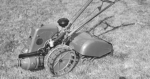 vintage Broy-Bilt rototiller