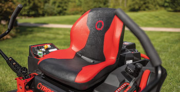 zero-turn-rider-high-back-seat