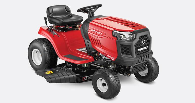 Troy-Bilt Lawn Tractor